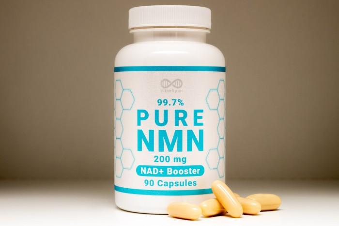 Чист NMN - 99.7%